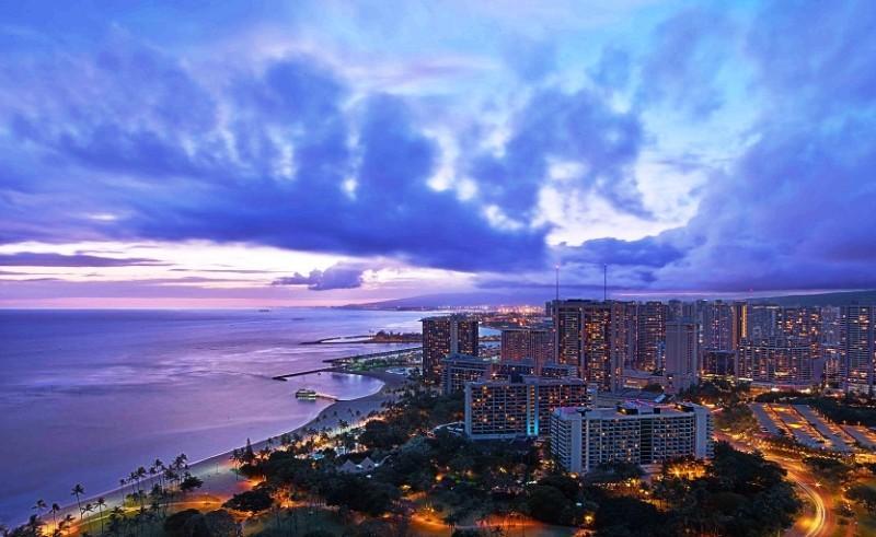 Vacanta exotica Hawaii martie