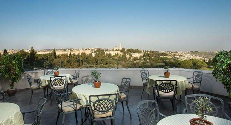 Vacanta exotica Ierusalim august 2018