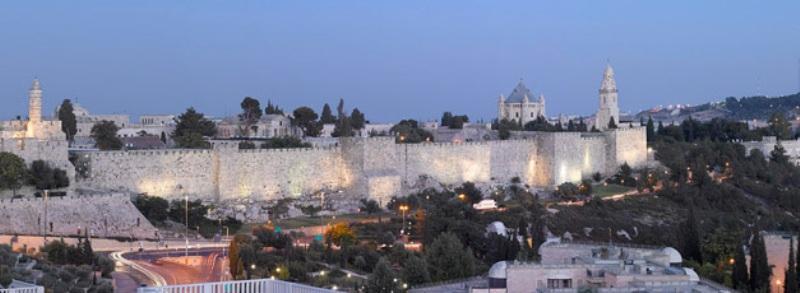 Vacanta exotica Ierusalim februarie
