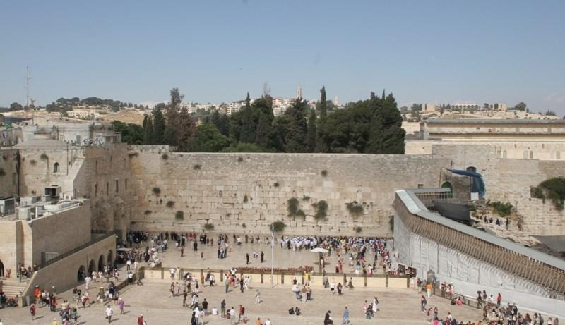 Vacanta exotica Ierusalim ianuarie 2018