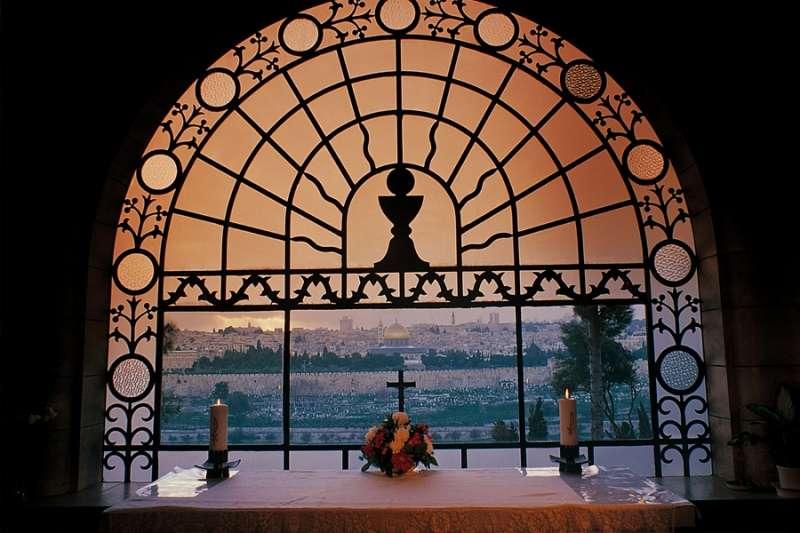 Vacanta exotica Ierusalim mai