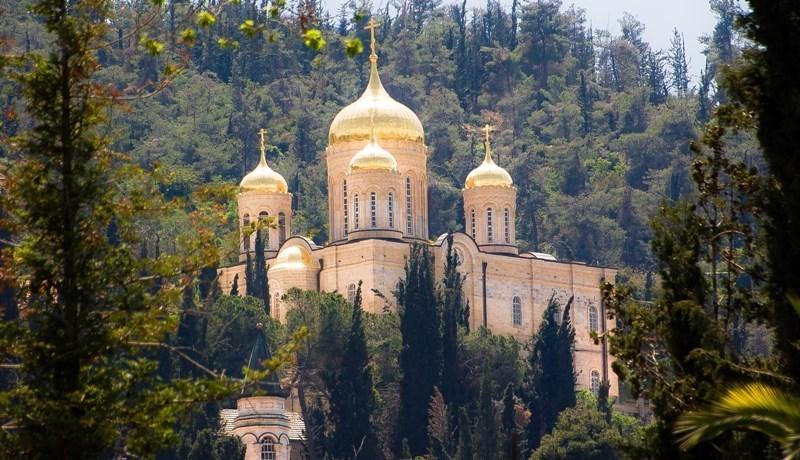 Vacanta exotica Ierusalim martie