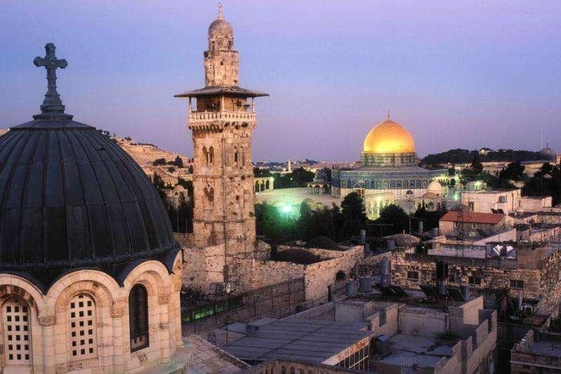 Vacanta exotica Ierusalim octombrie 2018