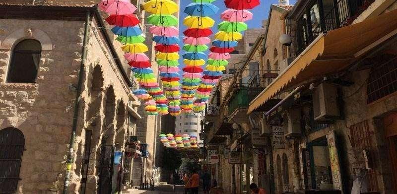 Vacanta exotica Ierusalim septembrie 2017