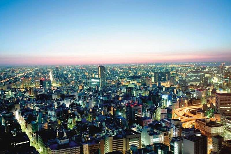 Vacanta exotica Japonia Tokyo decembrie 2017