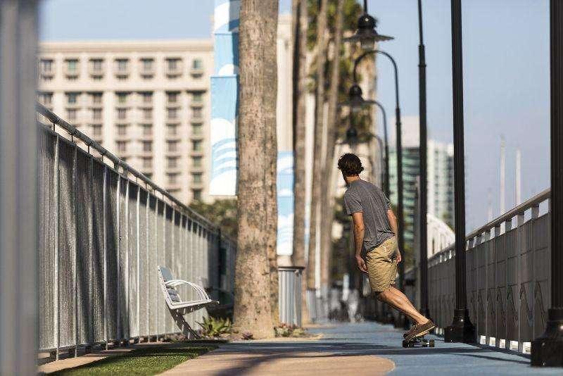 Vacanta exotica Los Angeles august