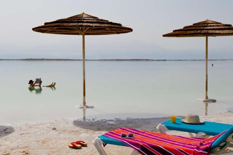 Vacanta exotica Marea Moarta aprilie 2018