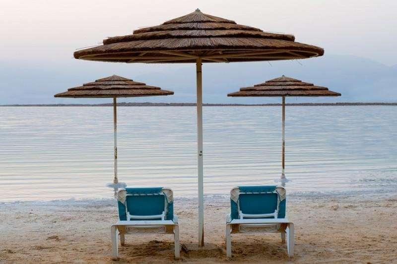Vacanta exotica Marea Moarta august