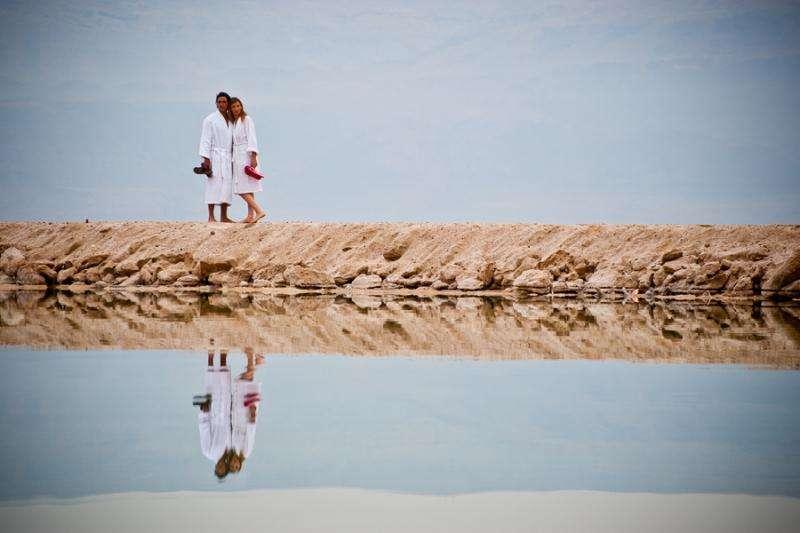 Vacanta exotica Marea Moarta august 2018