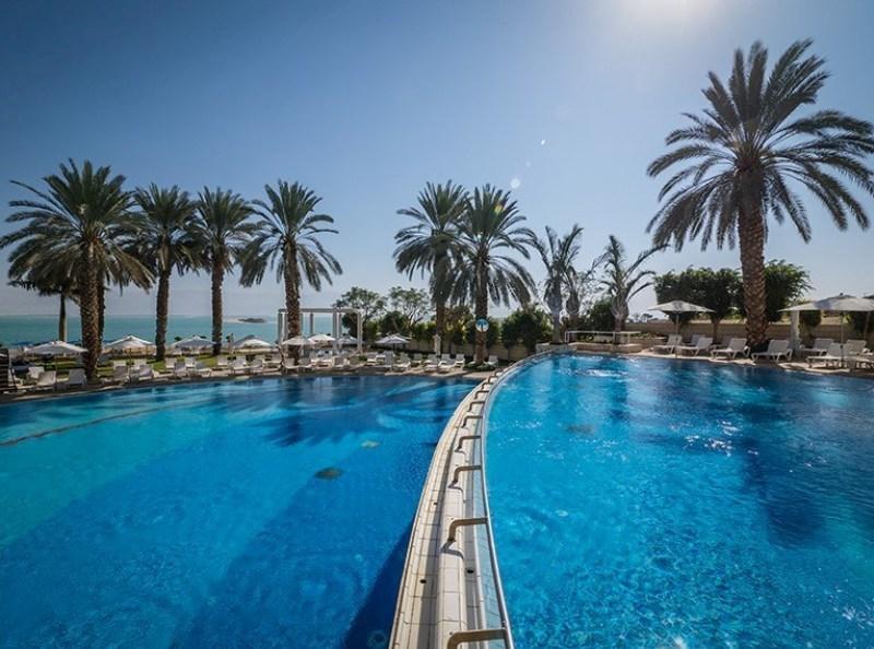 Vacanta exotica Marea Moarta Craciun 2017
