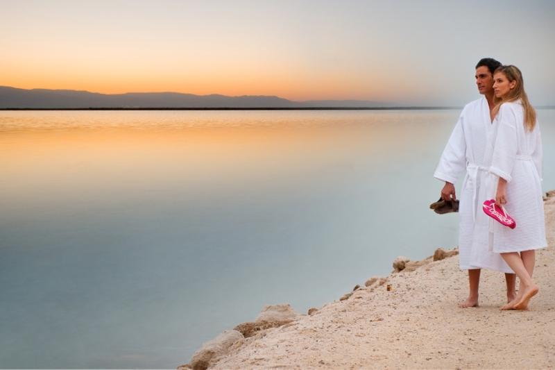 Vacanta exotica Marea Moarta martie