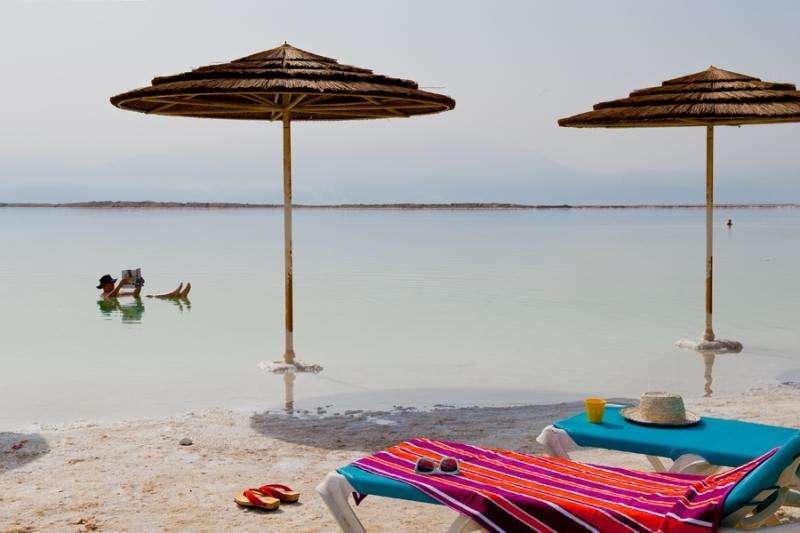 Vacanta exotica Marea Moarta  octombrie