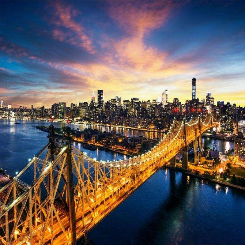 Vacanta exotica New York mai
