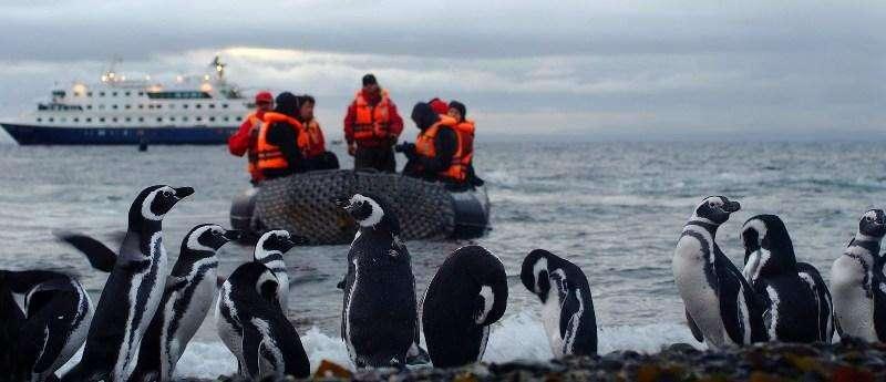 Vacanta exotica Patagonia iulie