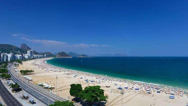 Vacanta exotica Rio de Janeiro august