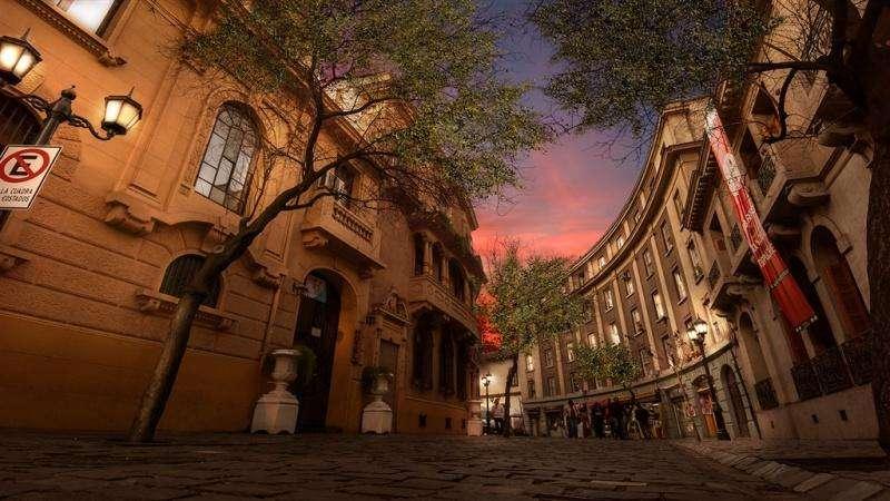 Vacanta exotica Santiago de Chile august
