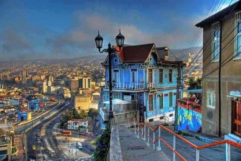 Vacanta exotica Santiago de Chile iulie 2018