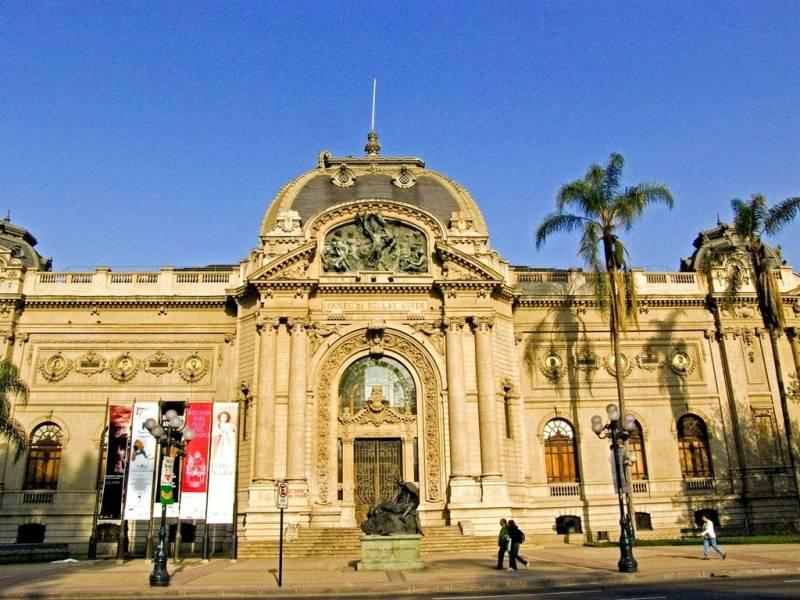 Vacanta exotica Santiago de Chile noiembrie 2018