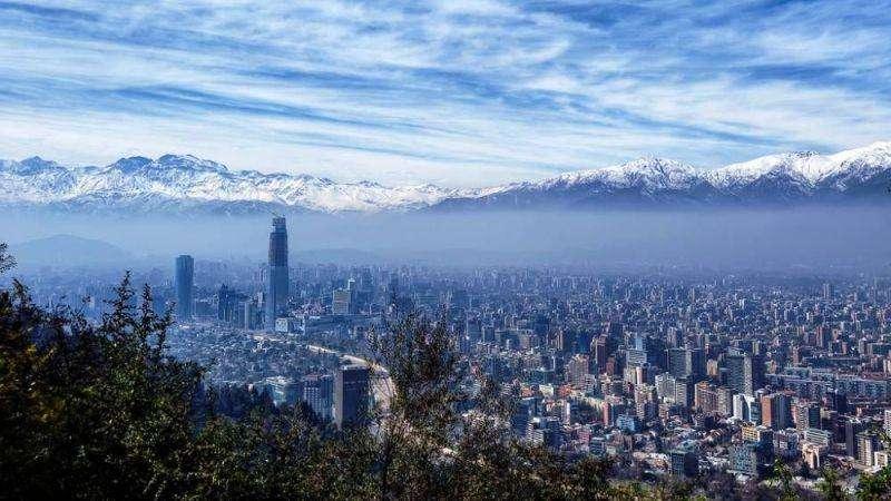 Vacanta exotica Santiago de Chile septembrie