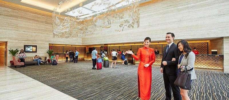 Vacanta exotica Singapore august