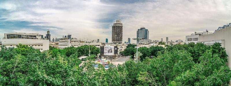 Vacanta exotica Tel Aviv august