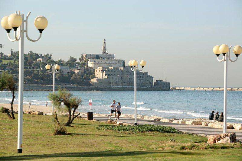 Vacanta exotica Tel Aviv iunie