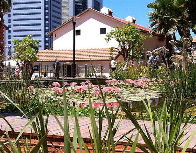 Vacanta exotica Tel Aviv septembrie