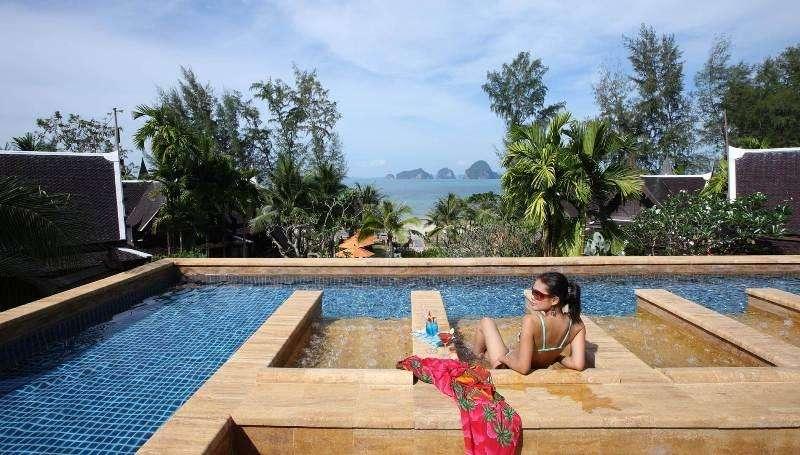 Vacanta exotica Thailanda Krabi august