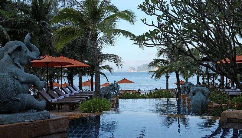 Vacanta exotica Thailanda Krabi august 2018