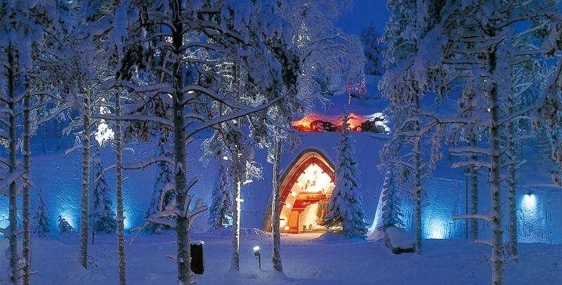 Vacanta in Tara lui Mos Craciun Laponia Finlanda Craciun 2017