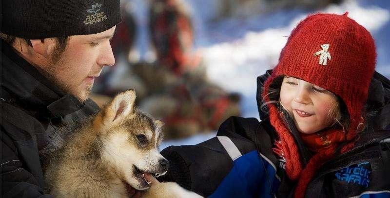 Vacanta in Tara lui Mos Craciun Laponia Finlanda ianuarie 2018