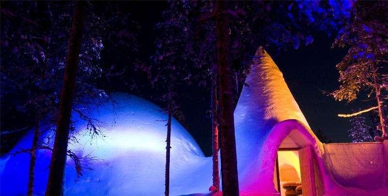 Vacanta in Tara lui Mos Craciun Laponia Finlanda 6 decembrie 2017