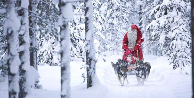 Vacanta in Tara lui Mos Craciun Laponia Finlanda Revelion 2018 sejur individual