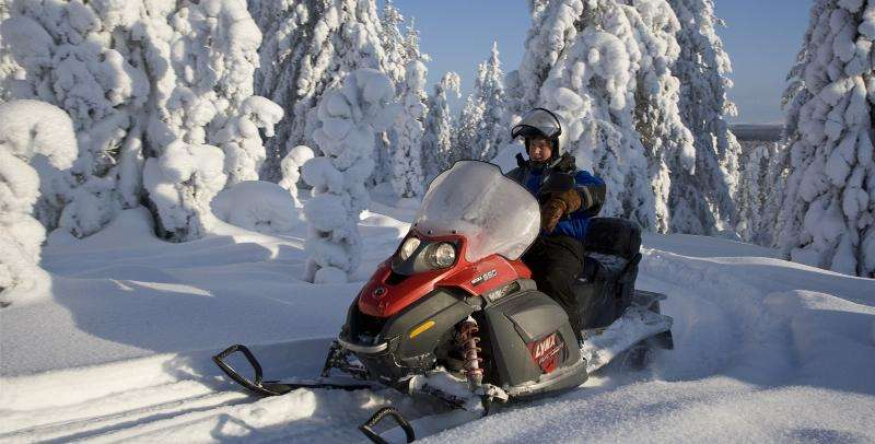 Vacanta in Tara lui Mos Craciun Laponia - Helsinki 1 decembrie 2017