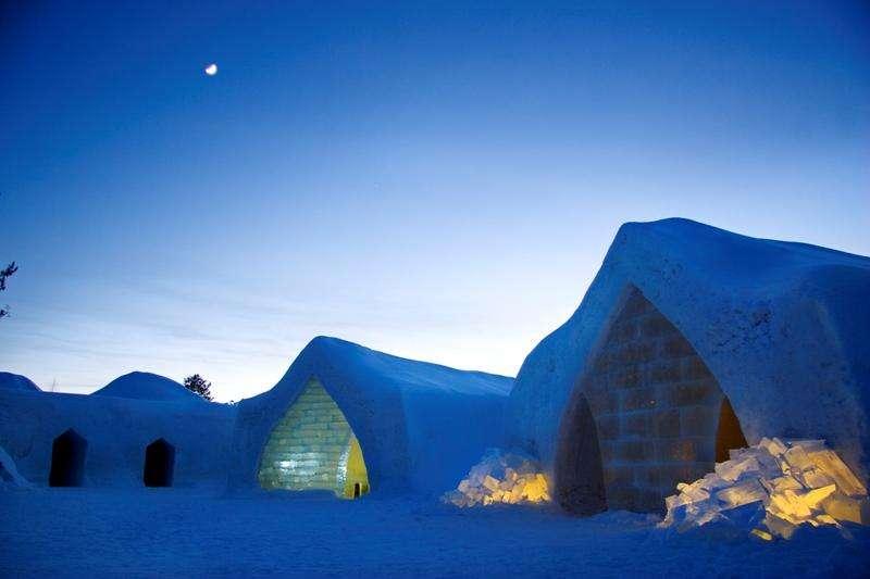 Vacanta in Tara lui Mos Craciun Laponia - Helsinki ianuarie 2018
