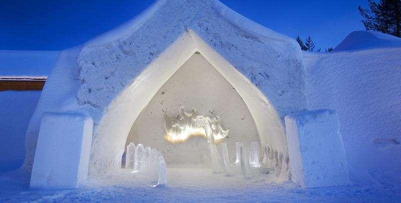 Vacanta in Tara lui Mos Craciun Laponia - Helsinki noiembrie