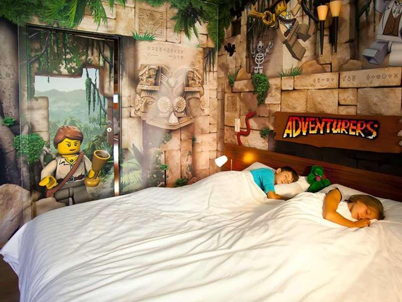 Vacanta Legoland Germania iulie 2018 bilet de avion si hotel inclus