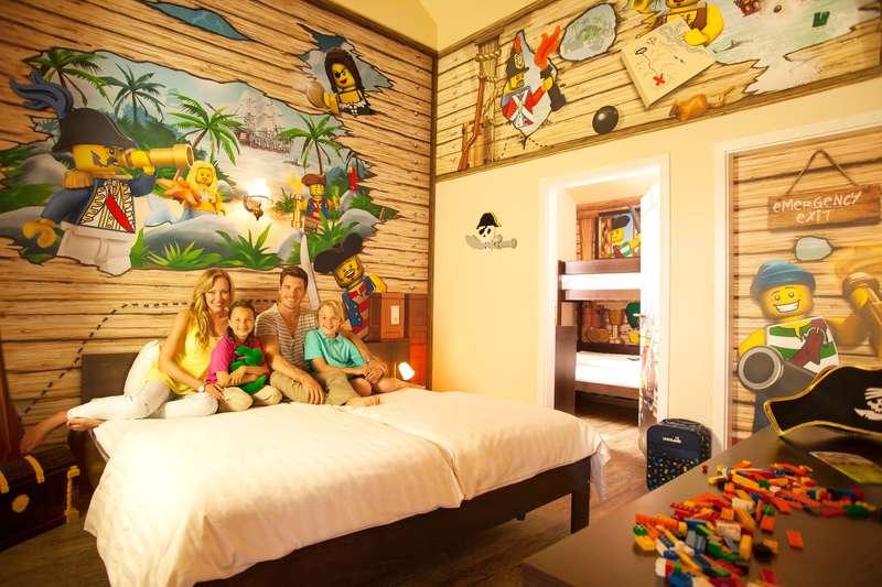 Vacanta Legoland Germania iulie bilet de avion si hotel inclus