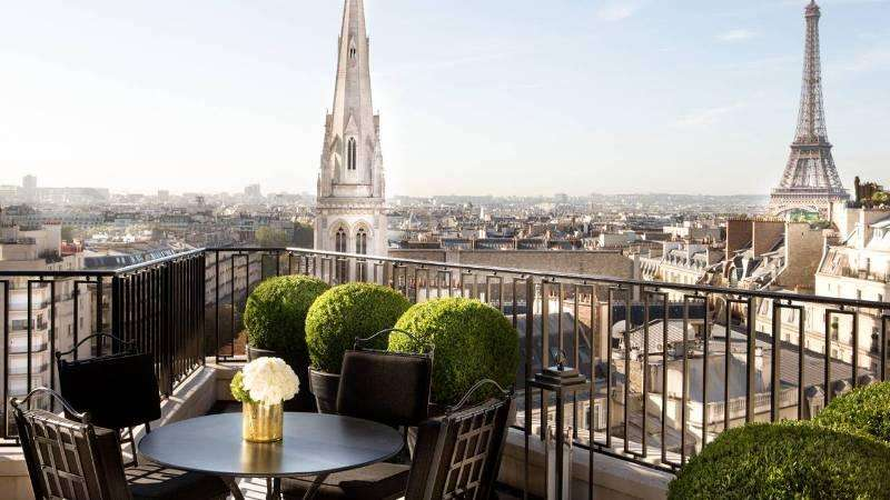 Vacanta Luxury Four Seasons Hotel George V 5* Paris