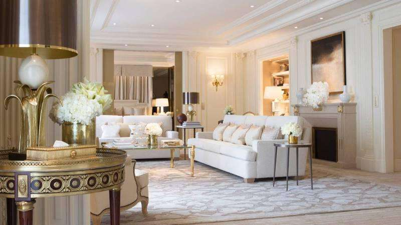 Vacanta Luxury Four Seasons Hotel George V 5* Paris