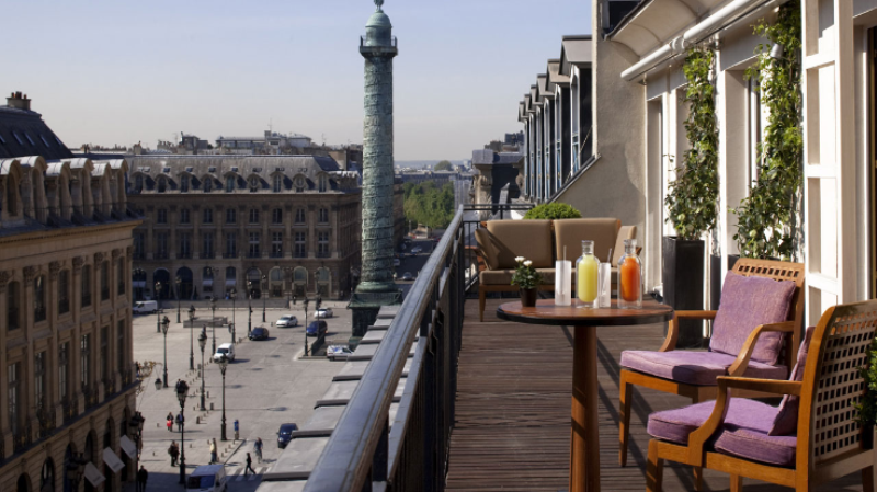 Vacanta Luxury Park Hyatt Paris Vendome 5* Paris