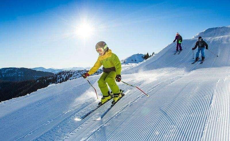 Vacanta Ski Austria avion ianuarie 2018