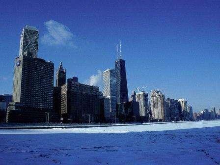 Vacanta Chicago ianuarie