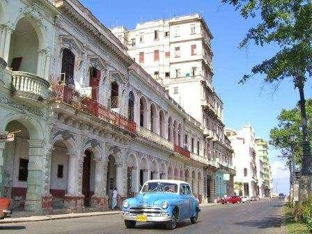 Vacanta exotica Cuba Havana martie