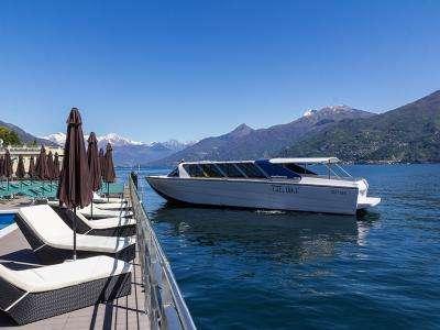 Vacanta la munte Lacul Como iunie
