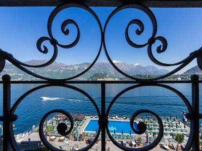 Vacanta la munte Lacul Como noiembrie