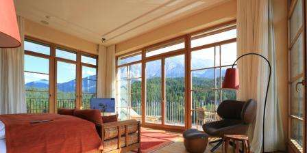 Vacanta Luxury Castel Elmau Germania august 2017