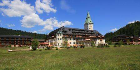 Vacanta Luxury Castel Elmau Germania februarie