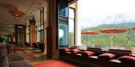 Vacanta Luxury Castel Elmau Germania ianuarie