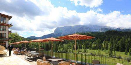 Vacanta Luxury Castel Elmau Germania iulie